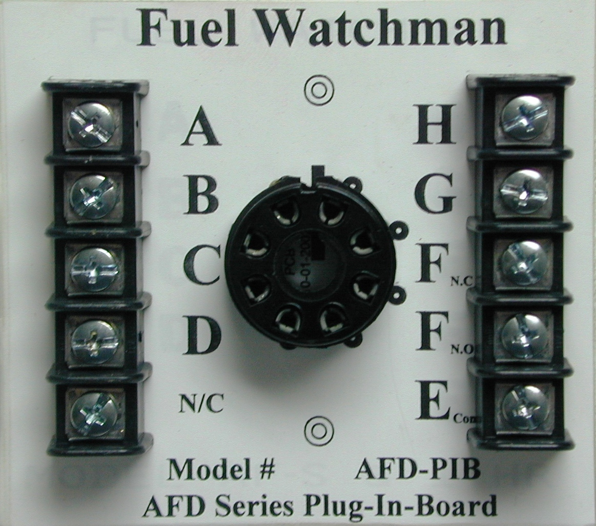 Fuel Watchman Model AFD-PIB
