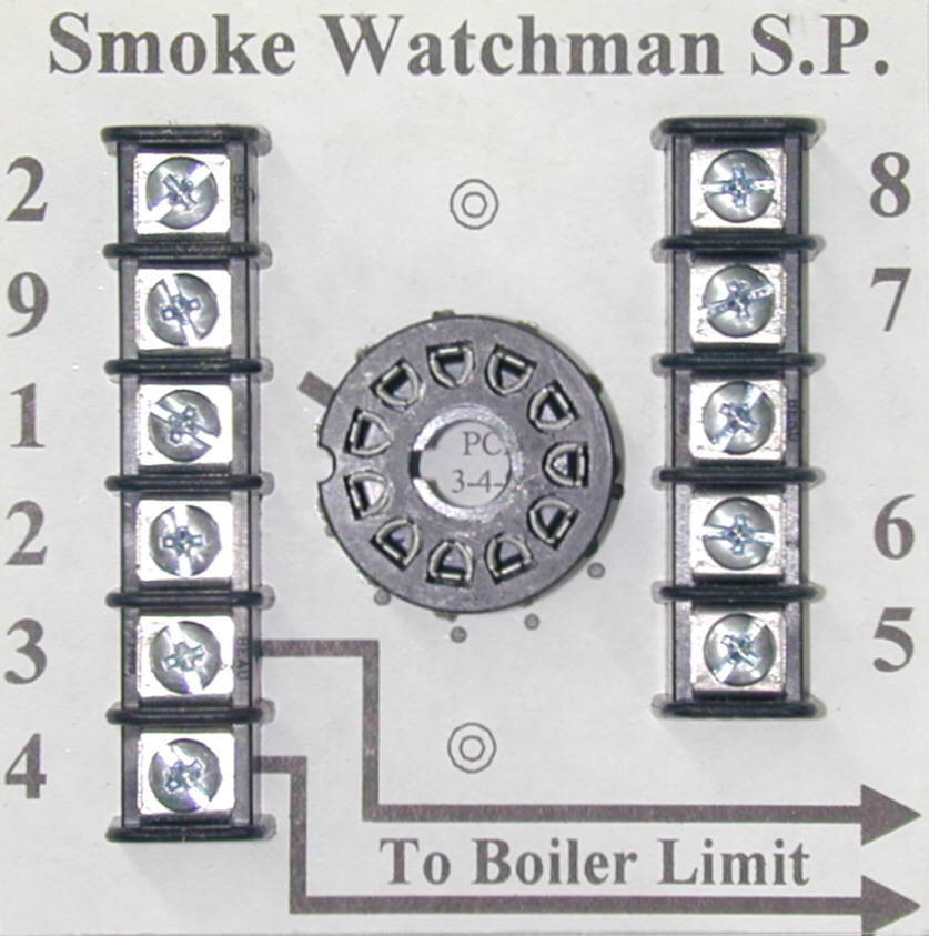 Smoke Watchman Model SP-PIB